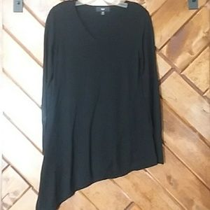 Women's causal v neck sweater